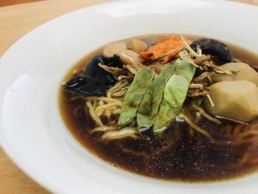 [食戟のソーマ再現]こづゆ鶏醤油ラーメン