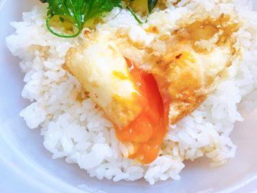 [食戟のソーマ再現]鶏卵の天丼