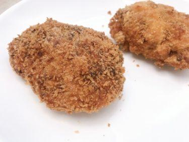 [甘々と稲妻再現]ポテトコロッケとかぼちゃ卵コロッケ